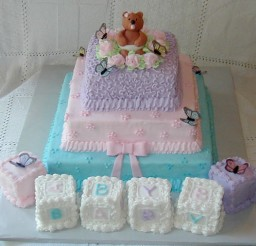 576x506px Baby Shower Cakes Picture in Wedding Cake
