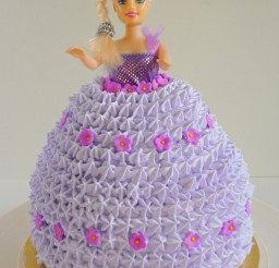 1278x1600px Barbie Doll Cake Picture in Cake Decor