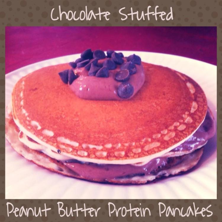Big Train Pancake Mix Picture in pancakes