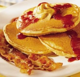 680x384px Bisquick Pancakes Recipe Picture in pancakes
