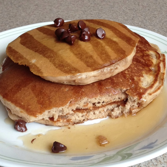 Bisquick Supreme Pancake Recipe Picture in pancakes