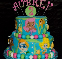 746x900px Bubble Guppies Cakes Picture in Cake Decor