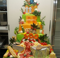 412x500px Cake Boss Program Picture in Cake Decor
