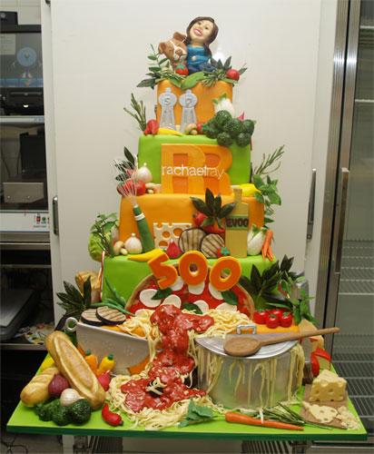 Cake Boss Program Picture in Cake Decor