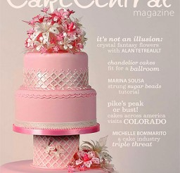 386x500px Cake Central Magazine Subscription Picture in Cake Decor