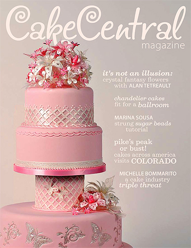 Cake Central Magazine Subscription Picture in Cake Decor