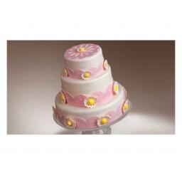 820x820px Cake Cricut Mini Picture in Cake Decor