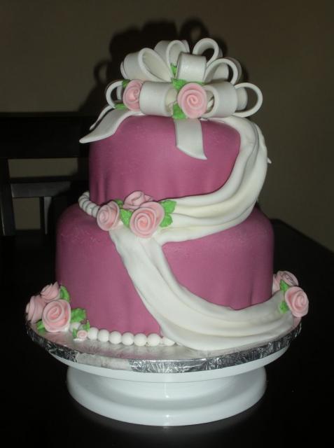 Cake Decorator Picture in Cake Decor