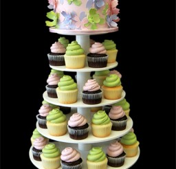 400x521px Cheap Cupcake Tower Picture in Cupcakes