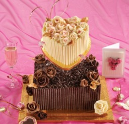 611x768px Chocolate Cigarellos Picture in Chocolate Cake