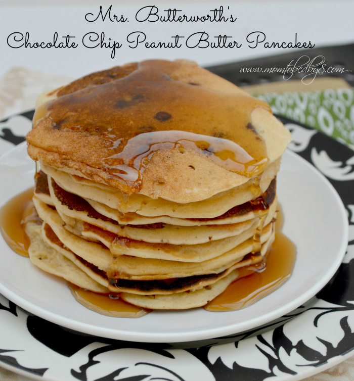 Complete Pancake Mix Recipe Picture in pancakes
