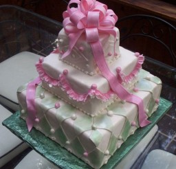 646x714px Cost Of Fondant Cakes Picture in Wedding Cake