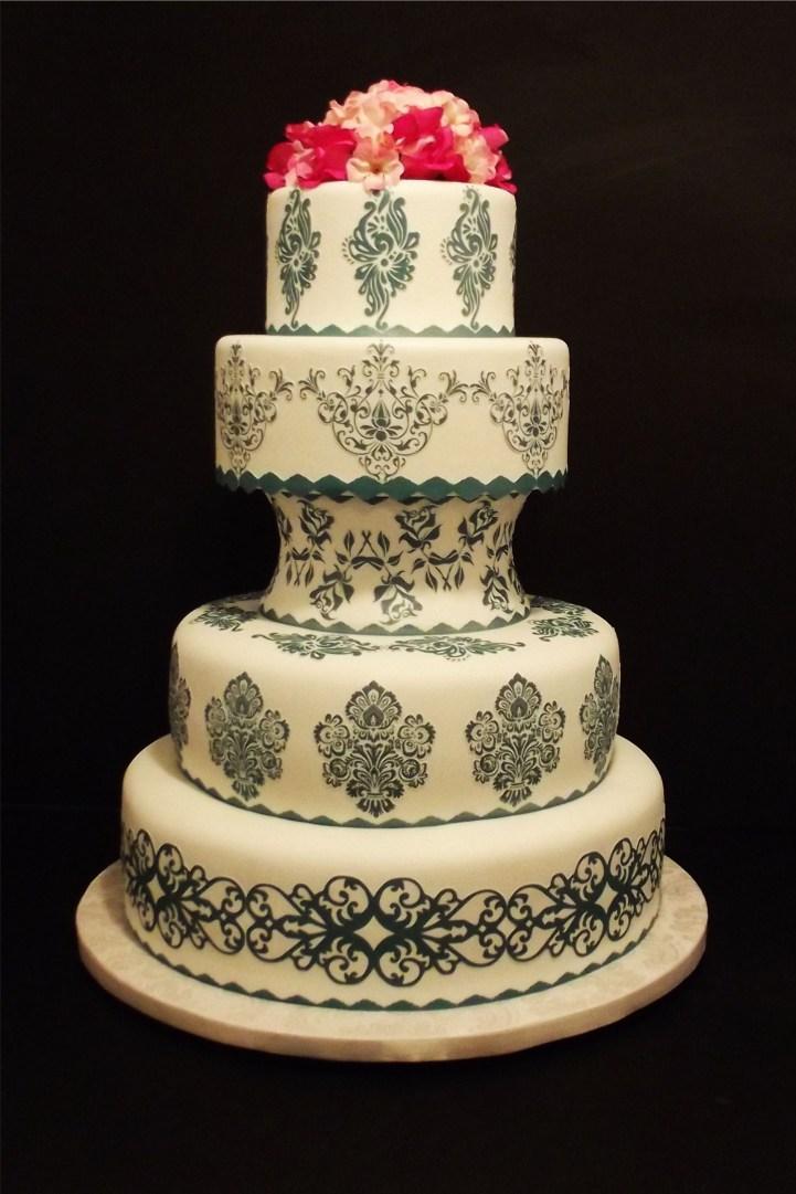 Cricut Cake Decorating Machine Picture in Cake Decor