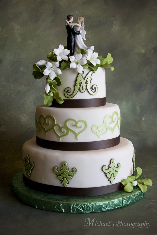 Cricut Cake Ideas Picture in Cake Decor