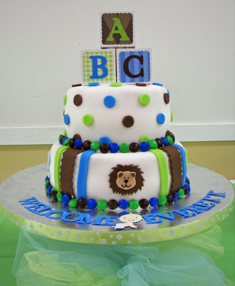 Cricut Cakes Picture in Cake Decor