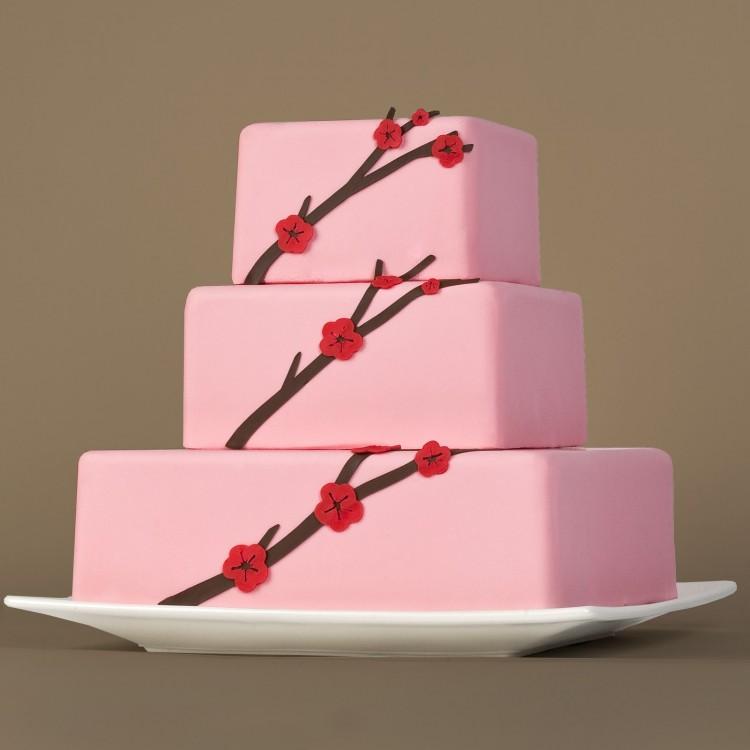 Cricut Mini Cake Picture in Cake Decor