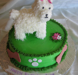 518x578px Dog Cake Decorations Picture in Cake Decor