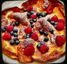 1600x1600px Dutch Baby German Pancake Recipe Picture in pancakes