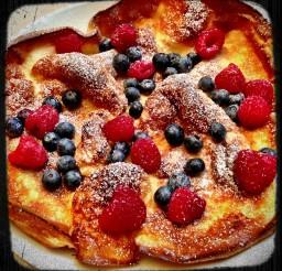 1600x1600px Dutch Baby German Pancake Recipe Picture in pancakes