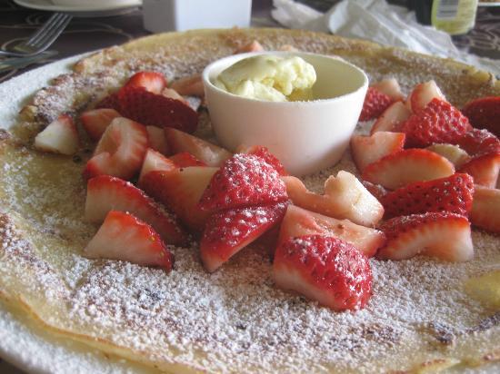 Dutch Pancake House Aruba Picture in pancakes