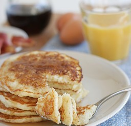 605x908px Easy Pancake Mix From Scratch Picture in pancakes