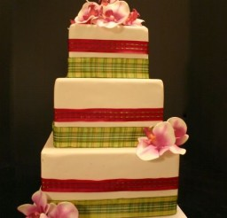 501x600px Edible Ribbon For Wedding Cakes Picture in Wedding Cake