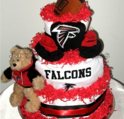 720x960px Falcons Cake Picture in Cake Decor