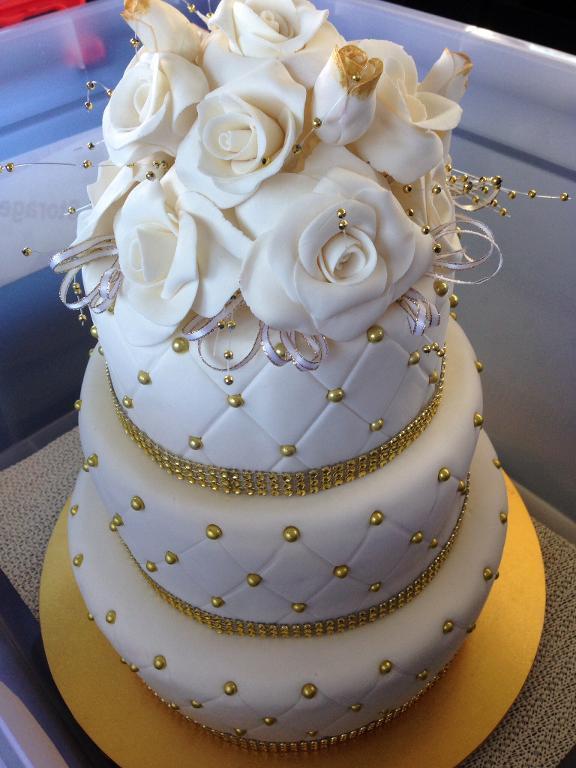 Fondant Brands Picture in Cake Decor