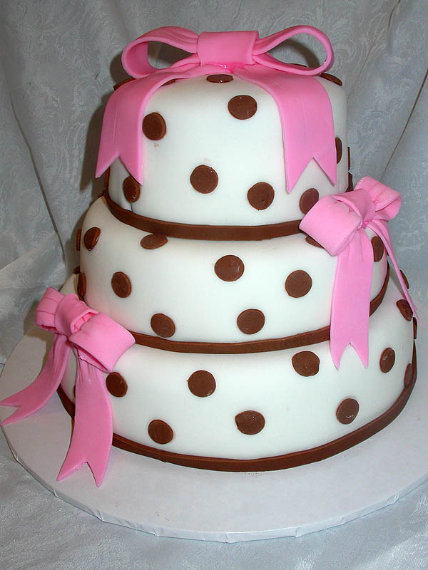 Fondant Cake Pricing Picture in Cake Decor