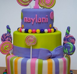 600x900px Fondant Cakes Nyc Picture in Birthday Cake