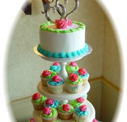 675x900px Funfetti Wedding Cake Picture in Wedding Cake