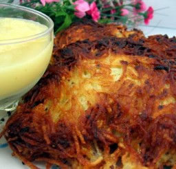 614x460px German Potato Pancake Recipe Picture in pancakes