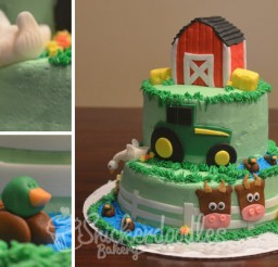 600x400px Home Based Bakery Picture in Cake Decor