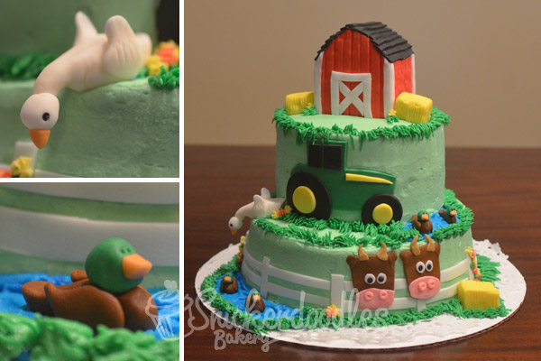 Home Based Bakery Picture in Cake Decor