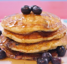 1280x851px How To Make Blueberry Pancakes From Scratch Picture in pancakes