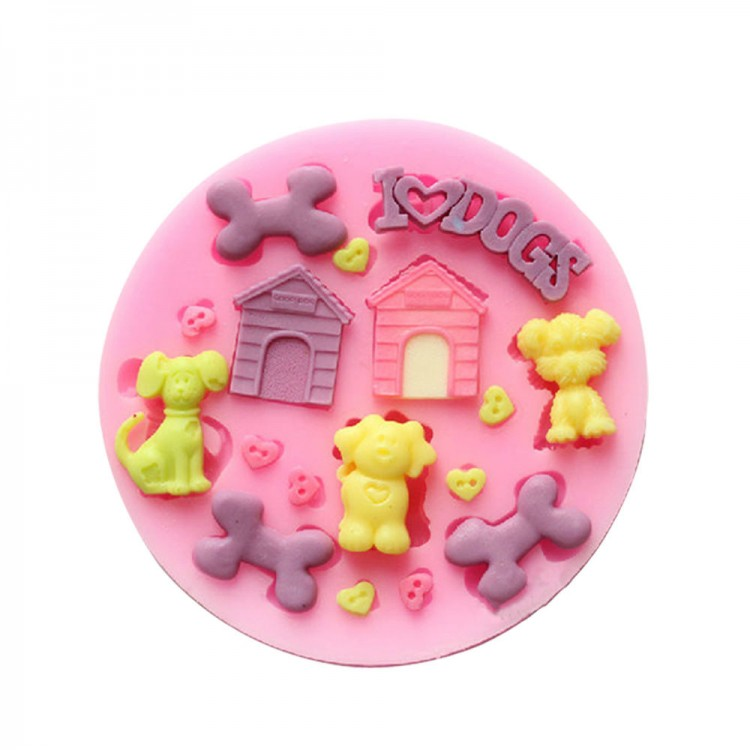 How To Make Silicone Molds For Cake Decorating Picture in Cake Decor