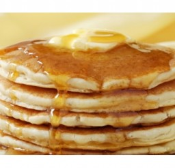 500x500px Low Carb Pancake Mix Picture in pancakes