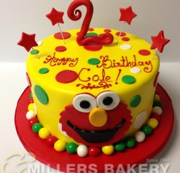 1240x1280px Make Elmo Birthday Cake Picture in Birthday Cake