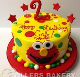 1240x1280px Make Elmo Birthday Cake Picture in Birthday Cake