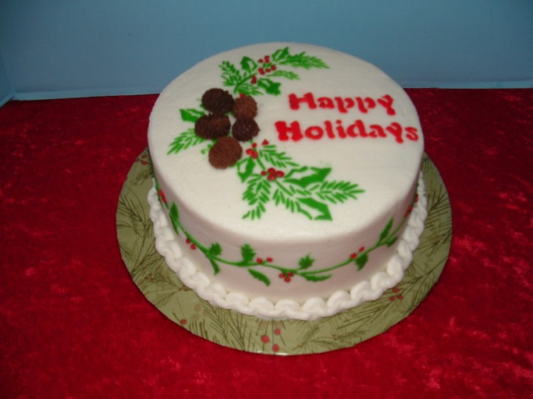 Michaels Silicone Mold Picture in Cake Decor