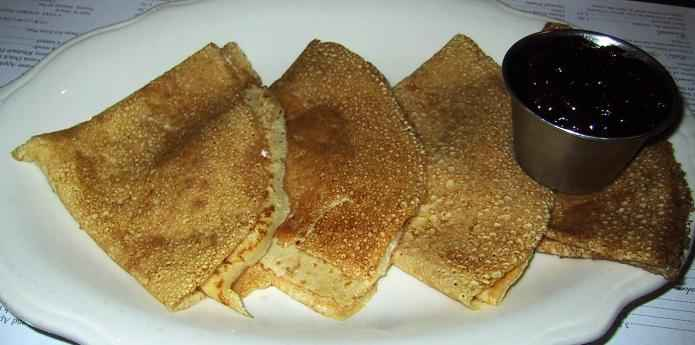 Millies Pancake House Picture in pancakes