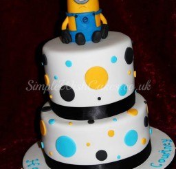 503x640px Minions Birthday Cakes Picture in Birthday Cake