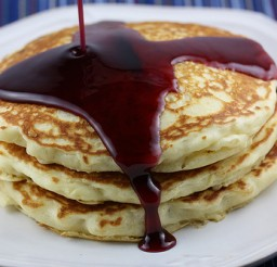 500x333px Pancake Mix Recipe From Scratch Picture in pancakes
