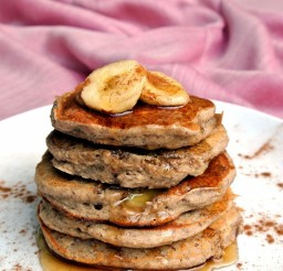 736x1099px Pancake Recipe With Baking Soda Picture in pancakes