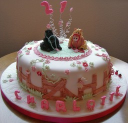 640x623px Pony Cakes Picture in Cake Decor