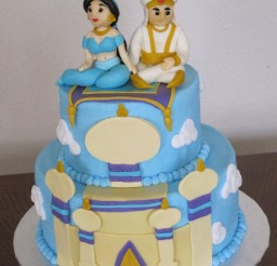 653x749px Princess Jasmine Cake Decorations Picture in Cake Decor