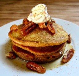 1600x1141px Pumpkin Pancakes With Pancake Mix Picture in pancakes