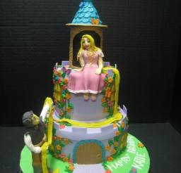 1200x1600px Rapunzel Cake Decorations Picture in Cake Decor