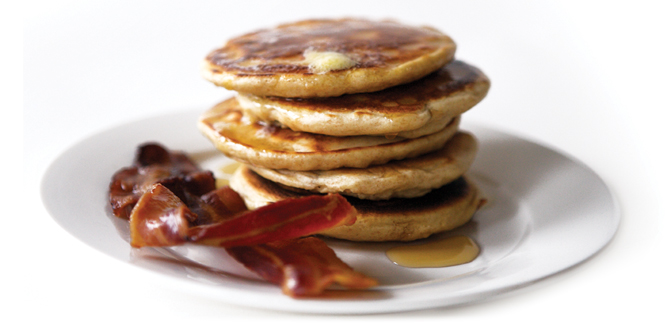 Recipe For Buckwheat Pancakes Picture in pancakes