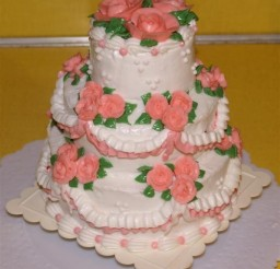 687x768px Tall Cake Pans Picture in Cake Decor